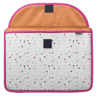 "Colorfull Dots Macbook Pro 15"" Sleeves For MacBook Pro"
