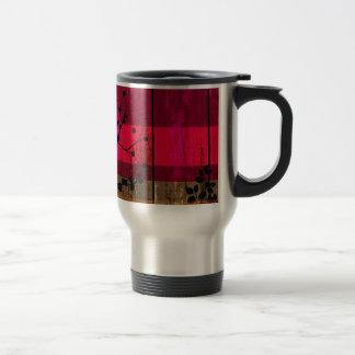 Colors n' Shadows Stainless Steel Travel Mug
