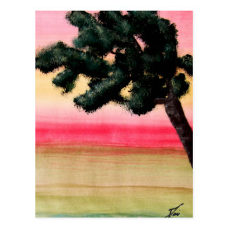 Colors of Life Postcard