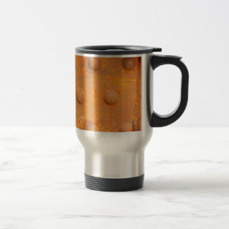 Colors of Rust / ROSTart 15 Oz Stainless Steel Travel Mug