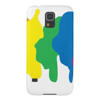 Colors of the Rainbow - Pride Galaxy S5 Case
