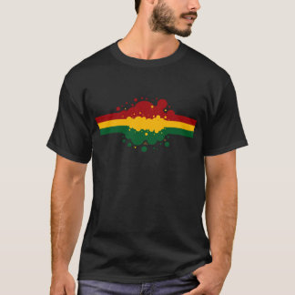 Colors of the Reggae T-Shirt