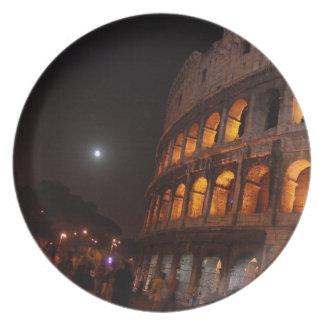 Colosseum plate