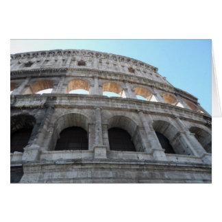 Colosseum- Rome Card