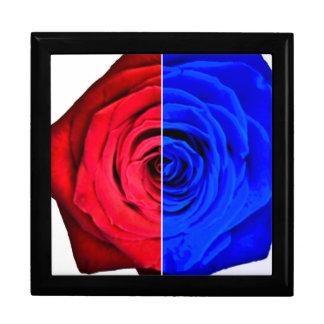 Colour Rose Large Square Gift Box