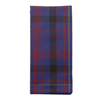 Colourful clan Dundonald Tartan Cloth Napkins
