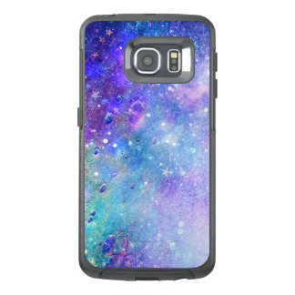 Colourful Deep Space Modern Design GR4 OtterBox Samsung Galaxy S6 Edge Case