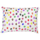 Colourful Dog PAWSitive Prints Pet Bed