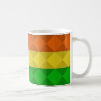 Colourful energy mug