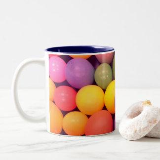 Colourful Fun Ball Pit Pattern Mug