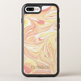 Colourful Marble Pattern OtterBox Symmetry iPhone 8 Plus/7 Plus Case