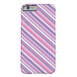 Colourful Striped iPhone 6 case Barely There iPhone 6 Case