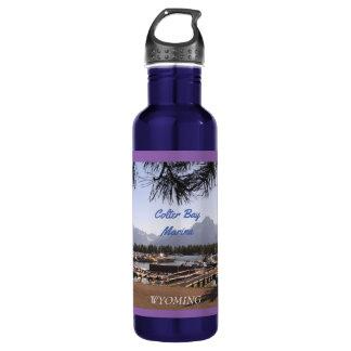 Colter Bay Marina - Wyoming 710 Ml Water Bottle