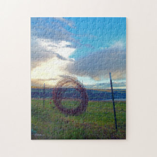 Columbia River Gorge Jigsaw Puzzle