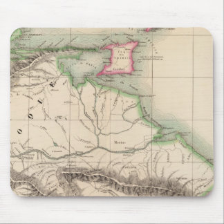 Columbia, South America 3 Mouse Pad