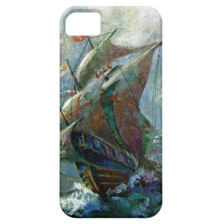 Columbus Day iPhone 5 Cover