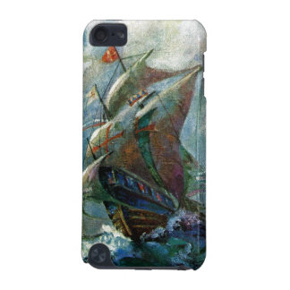 Columbus Day iPod Touch (5th Generation) Cases
