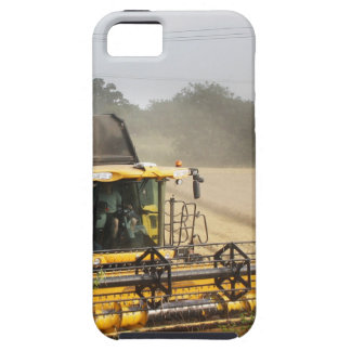 Combine harvester case for the iPhone 5