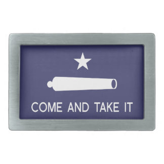 Come and Take It Flag ~ Texas Belt Buckles
