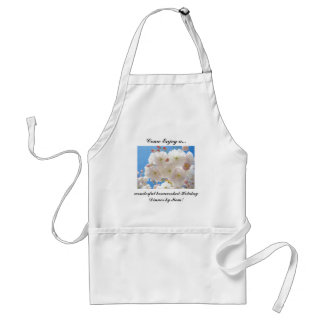 Come Enjoy a wonderful homecooked Dinner by MOM Standard Apron