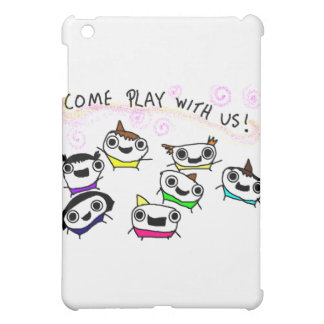 """Come play with us"" Case For The iPad Mini"