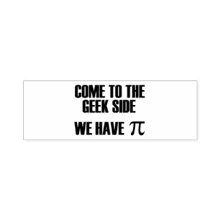 Come to the geek side we have Pi Stamp