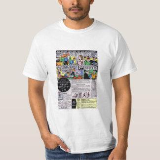 COMIC BOOK AD T-Shirt