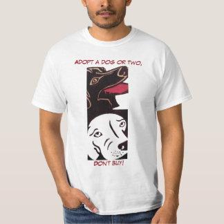 Comic book dog T-Shirt