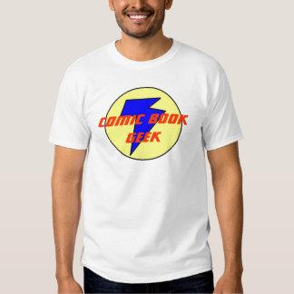 Comic Book Geek - Boy T Shirts