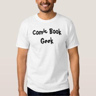 Comic Book Geek Tee Shirt
