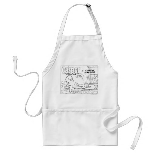 Comic Book Page 18 Aprons
