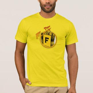 Comic Book Parody - The Flask T-Shirt