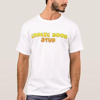 Comic Book Stud T-Shirt