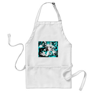 Comic Book Style Serie Standard Apron