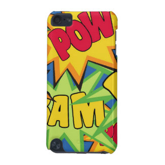 Comic Effects Hard Shell Case for iPod Touch iPod Touch (5th Generation) Case