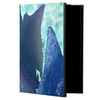 Comic - shade Woogy - Padbook iPad Air Cover