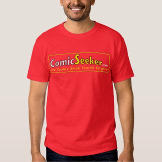 ComicSeeker.com Red T-Shirt