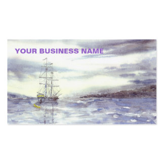 'Coming Home' Business Card