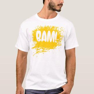 COMIXSANS Comic Book Bam! Shirt