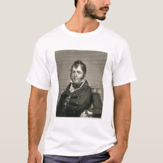Commodore Oliver Hazard Perry (1785-1819), engrave T-Shirt