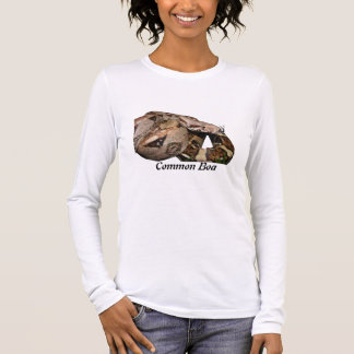 Common Boa Ladies Long Sleeve (Fitted) Long Sleeve T-Shirt