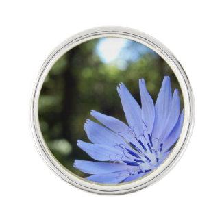 Common Chicory Lapel Pin