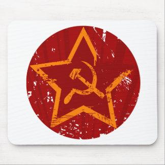 Communism mousepad