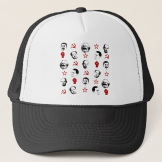 Communist Leaders Trucker Hat
