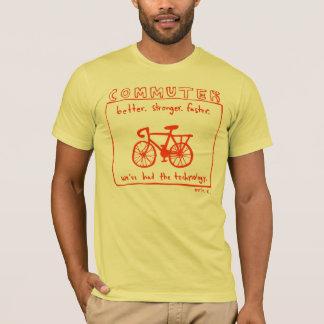Commuter (orange) T-Shirt