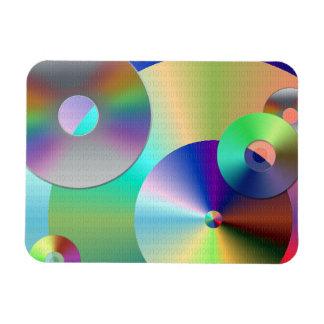 Compact Discs Magnet