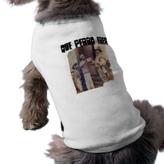 compadres, QUE PERRO ERES.. Dog Tee Shirt