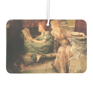 Comparisons by Lawrence Alma-Tadema