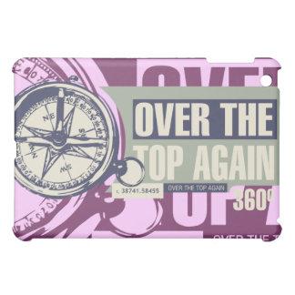 Compass 360 Wine and Pink  iPad Mini Covers