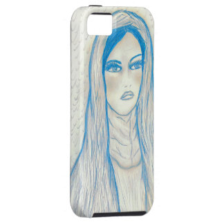 Compassionate Mary - In Blues Case For The iPhone 5